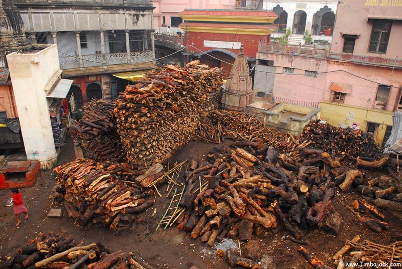 Jimbojack - India - Varanasi