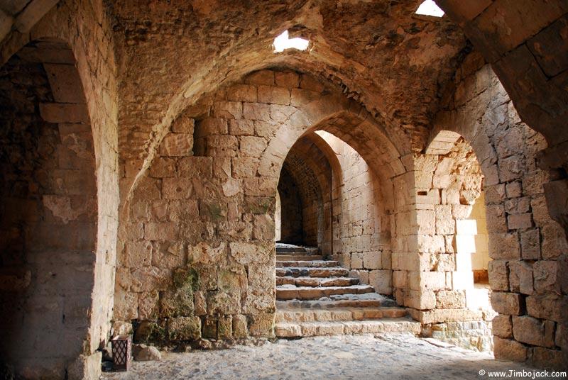 Syria - Krak des Chevaliers (Qala'at Al-Husn) — Digital Grin ...
